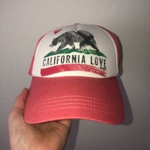 California Love Billabong hat